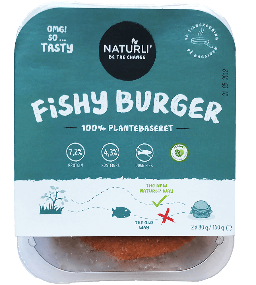 Fishy burger