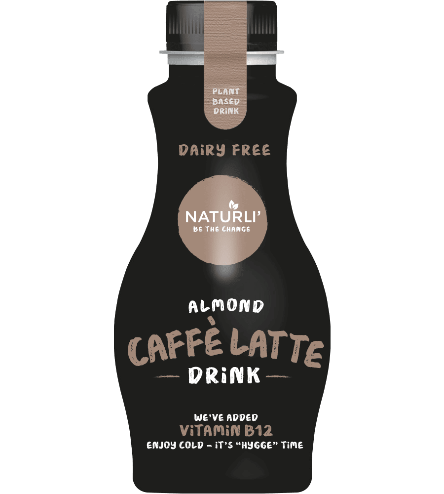Almond Caffé Latte
