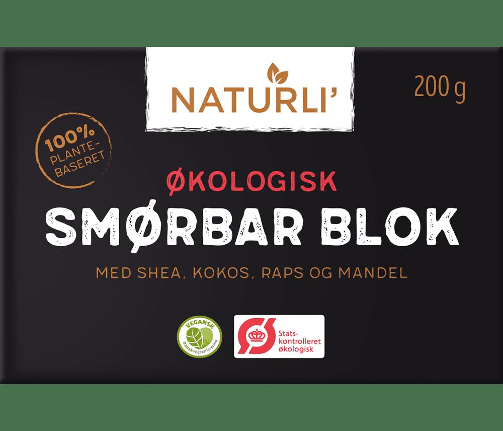 Naturli Smørbar Blok
