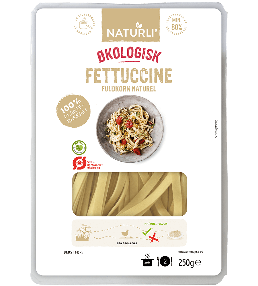 Fettucine Naturel