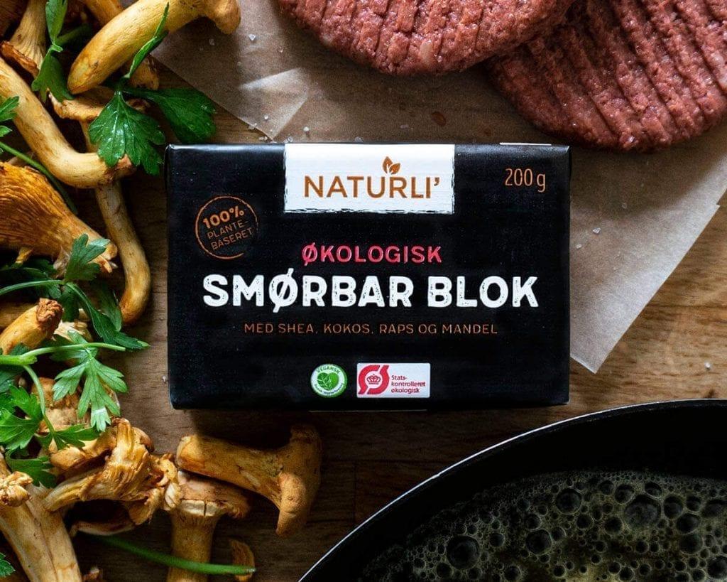 Naturli Smørbar Blok | Naturli Foods