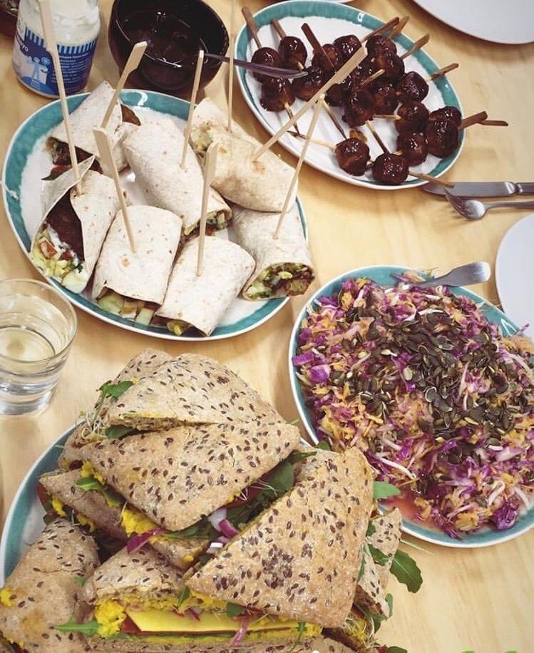 Naturli' Kokkeskole | Madpakker | Madpakker med planter | Naturli' Foods