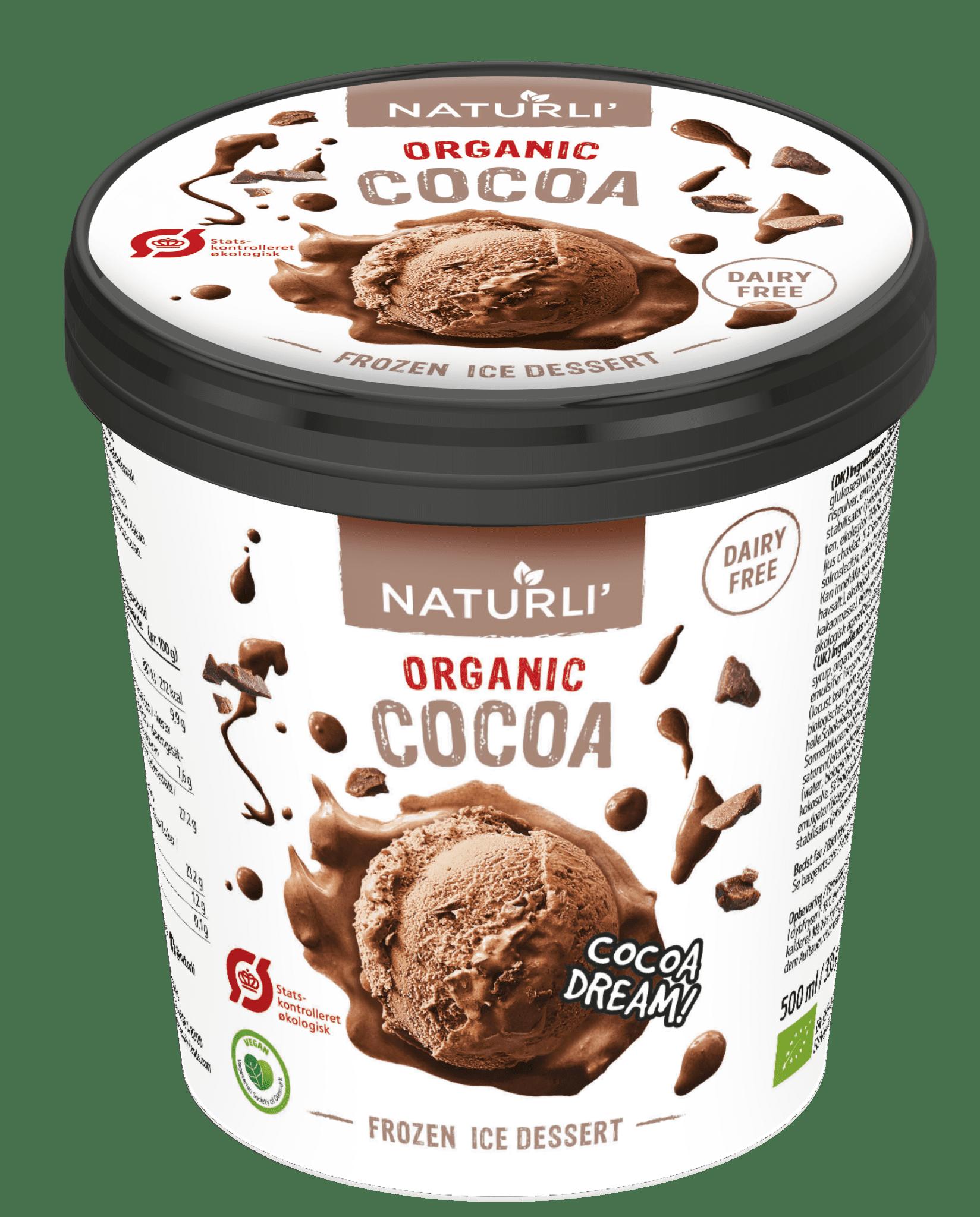 NATURLI' Organic Cocoa Dream