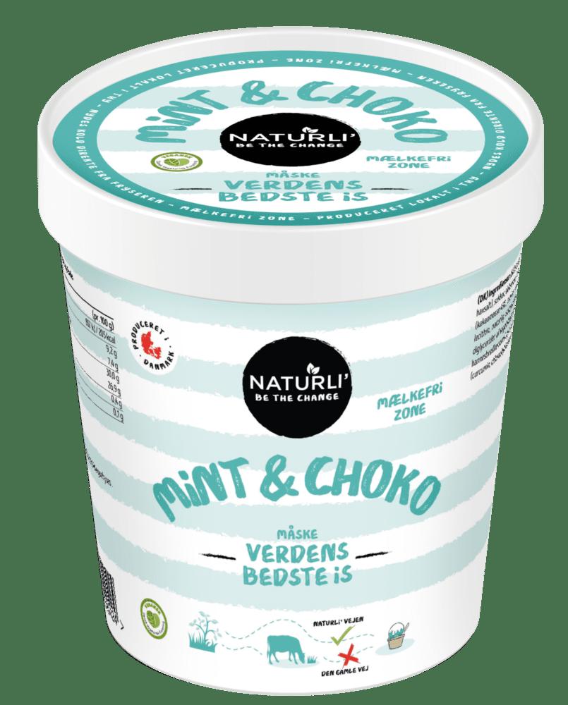 Mint & Choko