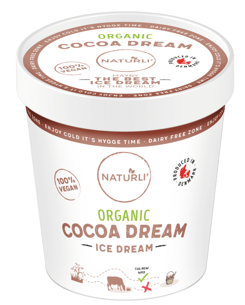 Naturli' Organic Cocoa Dream