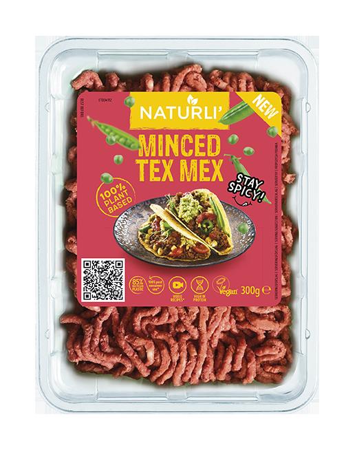Minced Tex Mex